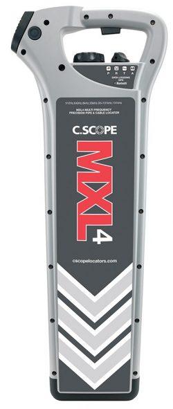 C.Scope MXL4-D kábelkereső és nyomvonalkereső  – DATALOGGER –