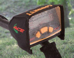 Esővédő Garrett Ace fémdetektorra
