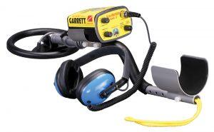 Garrett Seahunter MK II vízalatti fémkereső