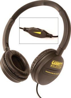Garrett Clear Sound fémkereső fejhallgató