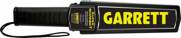 Garrett Super Scanner -V kézi fémkereső