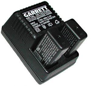 Töltőkészülék 2 db akkumulátorral 7.490,- Ft