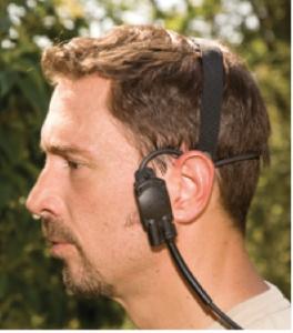 taktikai fejhallgató