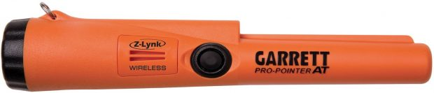 Garrett Pro Pointer AT ZLynk kezi femkereso